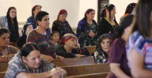 رئيس مجلس محافظة نينوى 60 عائلة مسيحية تعود الى مناطق سكناها
