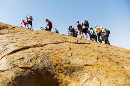 صعود جبل